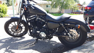 2010 HD Sportster 883 Iron