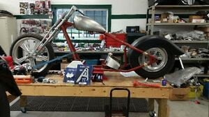 rigid rolling chassis