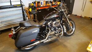 2016 Harley Davidson 1200 Custom Sportster