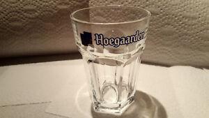Hoegaarden glass