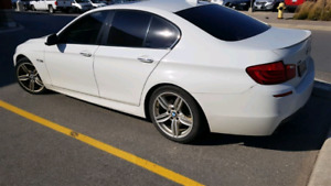 BMW 550i w/ M Sport package