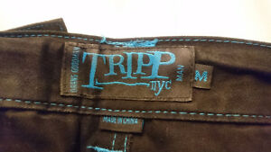 Like new men's medium blue Tripp phat pants Edmonton Edmonton Area image 2
