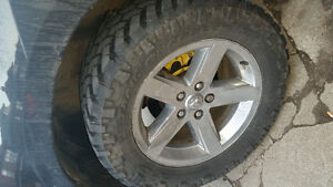 305/55/20 nitto trail grapplers
