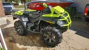 2012 Can Am Outlander XMR 800