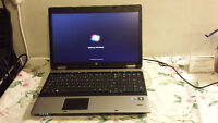 Used HP Probook 6550b Core i5 Laptop with Webcam and Wireless