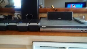 -sony surround sound sytem-and more