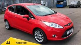 2012 Ford Fiesta 1.4 Titanium 3dr Manual Petrol Hatchback