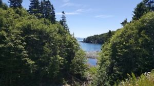 Beautiful lot on Campobello Island