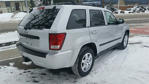 Jeep grand cherokee Laredo 2007/Trade