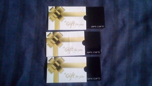 $150 Gift Card to Sinsations