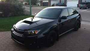 2011 Subaru Impreza WRX Limited Sedan Mint Condition