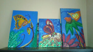 original art work $20 to $300 sold by artist - great gifts London Ontario image 6