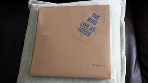 THE WHO LIVE AT LEEDS CD BOXED SET !
