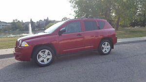 **LOW LOW KM** 2008 Jeep Compass Sport