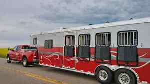 Northern horse transport August 1-2