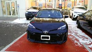 2017 Toyota Corolla SE Sedan LEASE TAKEOVER