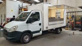 2013 Iveco Daily Chassis Cab 3750 WB CHASSIS CAB Diesel Manual