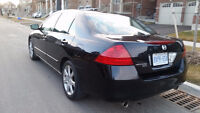 2006 Honda Accord EX-L Sedan V6 V-tech