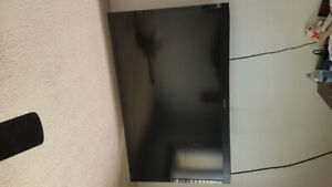 Sony TV (55) for sale, not a Smart TV.