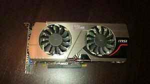 Gaming Video Card GeForce GTX 560 Ti