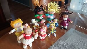 1984 Cabbage Patch Doll Figurines