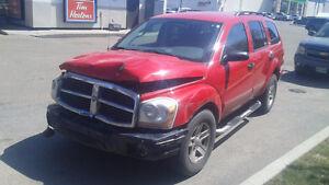 2005 Dodge Durango, best offer takes it