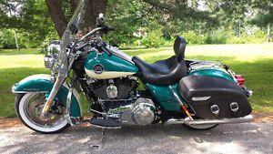 Immaculate Road King Classic