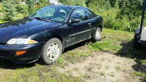 1999 Chevrolet Cavalier Coupe (2 door)