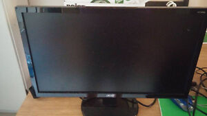 """Acer 20.7"""" LCD Monitor"""