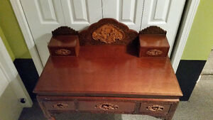 Chinese antique desk and chair. Cornwall Ontario image 7