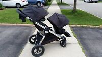 Baby jogger city select - double