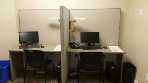 OFFICE CUBICLE LOT