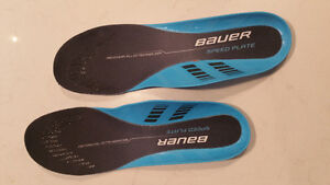 Bauer Speed plates (insoles) 9.5