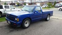1987 Chevrolet S10 street/drag