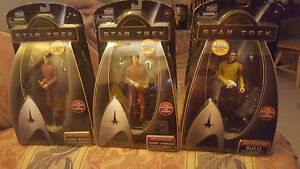 Star Trek collectible action figures