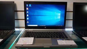 Laptop HP Elitebook 8470b, i5 4 Gb 320 Gb 6 mois garantie