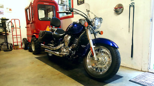 Kawasaki Vulcan 900 custon 2013 5000km