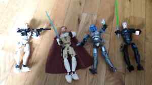 Star wars toys ( connects)