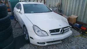 2009 Mercedes CLS 550 MECHANIC SPECIAL