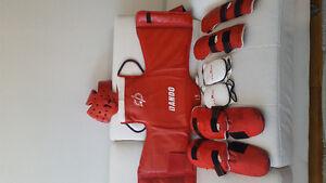Équipement taekwondo