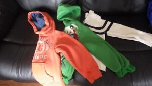 boys clothing size 5/6