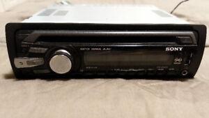 Sony CDX-GT430U Car Stereo Receiver