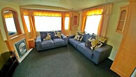 £374.96 PM CHEAP STATIC HOLIDAY HOME FOR SALE 2019 PITCH FEES INCLUDED