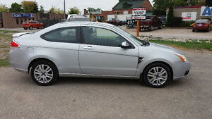 08 FORD FOCUS SES WITH MICROSOFT SYNC Cambridge Kitchener Area image 3