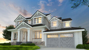 Fort Langley Custom Built Home