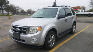 2009 Ford Escape XLT Leather Sunroof 4wd obo