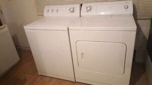 Moving sale 200 for both washer and dryer