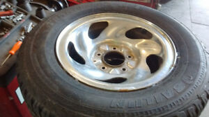 235/70/16 on ford 150 rims