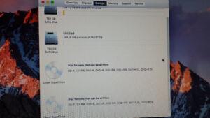 TRES PUISSANT Mac Pro 5.1( mid 2012) 2 x SIX CORE memoire 32GB