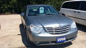 2008 Chrysler Sebring Touring $4995 Certified and etested